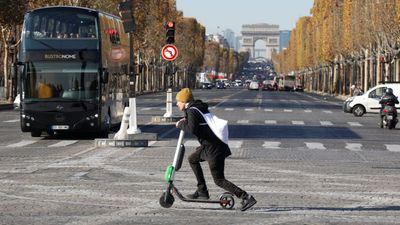 The scooter scheme taking over Paris