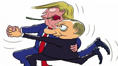 Trump and Putin: Have they had their last tango?