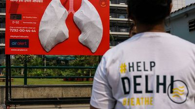 Is Delhi's air causing lung cancer?