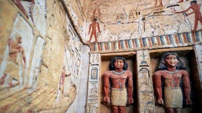 'One of a kind' tomb found in Egypt