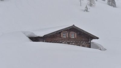 Europe's worst snowfall in decades