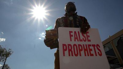 False prophets shake South African faith