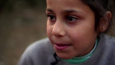 'I don't want to go back to Syria'