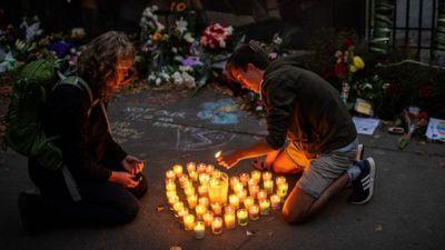 New Zealanders rallying for attack victims