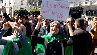 Algeria's youth find voice in protest
