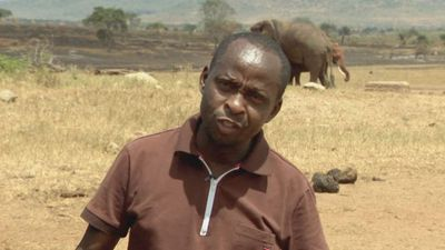 Patrick Kilonzo 'waterman' quenches wildlife