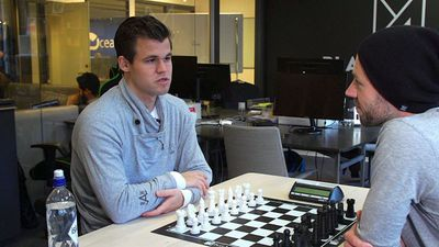 Challenging a world chess champion