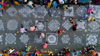 A Charmed Life: The story of the Kolam