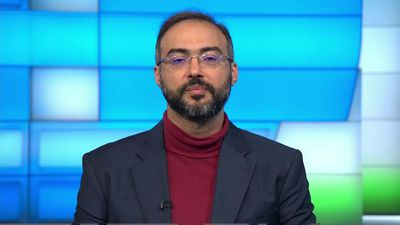 Activist Iyad el-Baghdadi on 'CIA warning'
