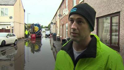 Battling to protect homes from flooding