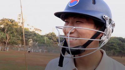 The South Korean trying to make it in Indian cricket