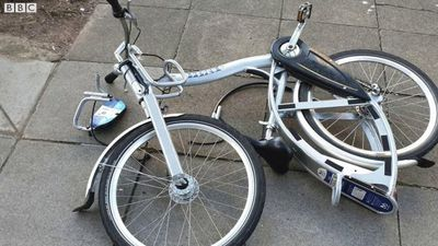 Vandals 'destroying' popular bike-sharing scheme
