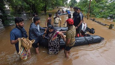 Dozens killed after heavy rainfall in India