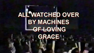 All Watched Over By Machines Of Loving Grace - The Monkey in the Machine and the Machine in the Monkey