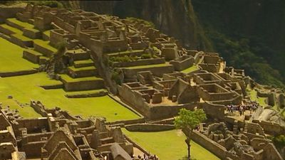 Around The World In 80 Treasures - Peru To Brazil