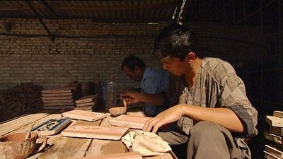 Around The World In 80 Treasures - Around The World In 80 Treasures - Uzbekistan