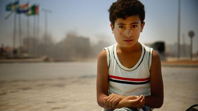Children Of The Gaza War