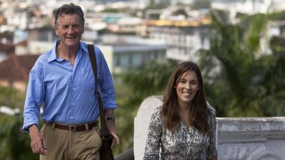 Brazil With Michael Palin - The Road To Rio
