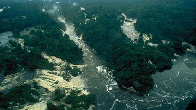 Congo - The River That Swallows All Rivers