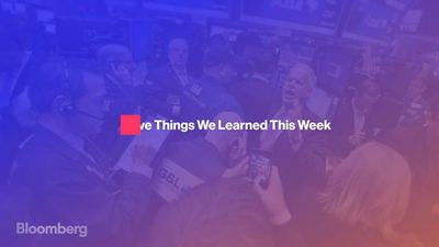 Five Things We Learned This Week