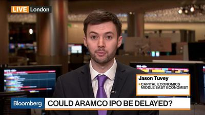 Bloomberg Markets: Middle East - Why Saudi Aramco's IPO Could Be Delayed