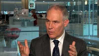 EPA Chief Signals Showdown With California