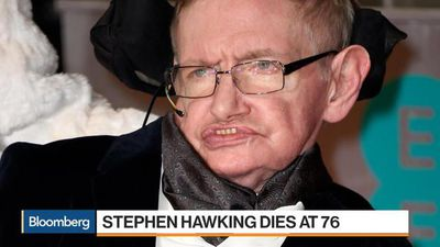 Bloomberg Markets: Middle East - British Physicist Stephen Hawking Dies at 76