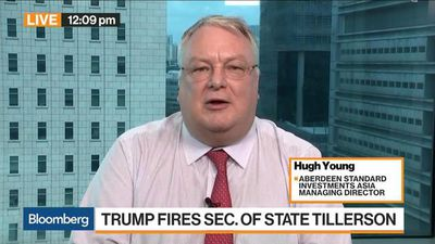 Bloomberg Markets: Middle East - How Rex Tillerson's Firing May Impact Investors