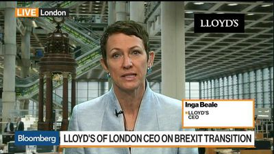 Bloomberg Markets: European Open - Lloyd's CEO Says We're Seeing the Impact of Climate Change