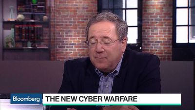 Bloomberg Technology - Laying Out the Cyber Warfare Battlefield
