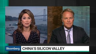 Bloomberg Technology - China Wants Its Own Silicon Valley