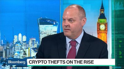 Bloomberg Technology - CipherTrace CEO Tackles the Rise in Crypto Thefts
