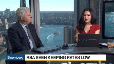 Bloomberg Daybreak: Australia - RBA Expected to Leave Benchmark Rate at Record Low, CBA's Blythe Says