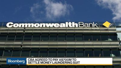 Bloomberg Daybreak: Australia - Commonwealth Bank May Post First Annual Profit Drop in Nine Years