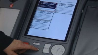 Bloomberg Technology - Sounding the Alarm on the Dangers of Electronic Voting