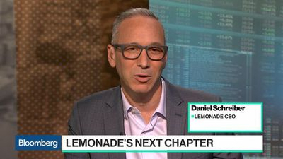 Bloomberg Technology - Lemonade CEO Sees Vast Untapped Market Potential