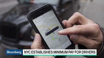 Bloomberg Technology - What NYC's Ride-Sharing Stand Means for Taxis