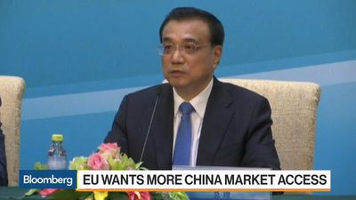 Trade, Climate Change in Focus at EU-China Summit