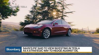 Bloomberg Daybreak: Australia - Saudi Fund Is Said to Be in Talks to Invest in Tesla Buyout Deal