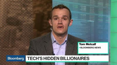 Bloomberg Technology - Tech's Hidden Billionaires Are Sitting on $60 Billion in Untapped Wealth
