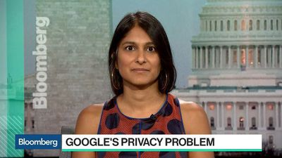 Bloomberg Technology - Tracking Allegations Against Google Are Disturbing, ACLU's Singh Guliani Says