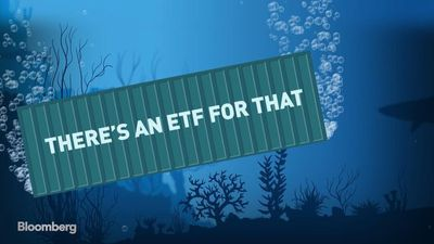 The Shipping ETF That's Making Waves