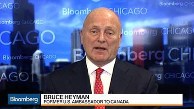 Bloomberg Markets - Trump's Pro-Tariff Stance Is Alarming, Former Amb. Heyman Says