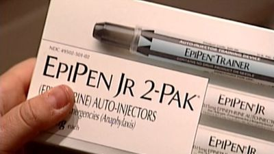Bloomberg Markets - FDA Approves Teva's Generic Version of EpiPen