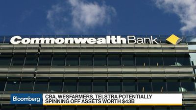 Bloomberg Daybreak: Australia - Australian Corporate Giants Try to Get Rich By Getting Smaller