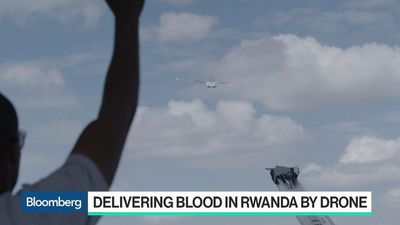 Bloomberg Technology - Delivering Blood in Rwanda by Drone