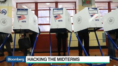 Bloomberg Technology - Combating the Vulnerabilities of the U.S. Election System Ahead of Midterms