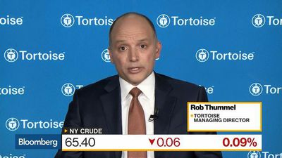 Bloomberg Daybreak: Asia - Oil Likely to Rise in Second Half of 2018, Tortoise's Thummel Says