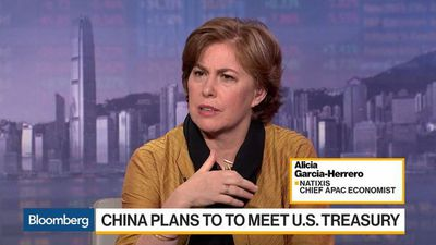 Bloomberg Daybreak: Asia - Natixis's Garcia Herrero Expects China-U.S. Trade Truce