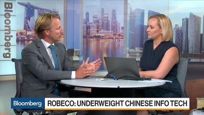 Bloomberg Markets: Asia - Why Robeco Is Underweight Chinese Info Tech
